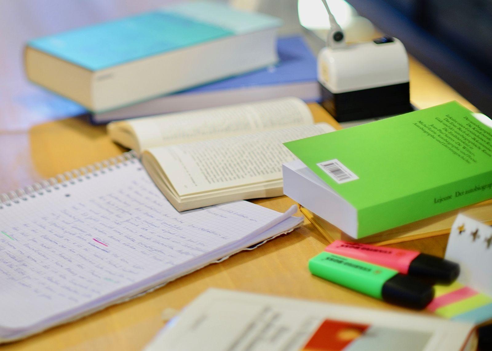 Studium Literaturwissenschaften